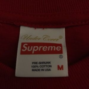 Supreme Shirts - 100% authentic Supreme/ undercover White House tee